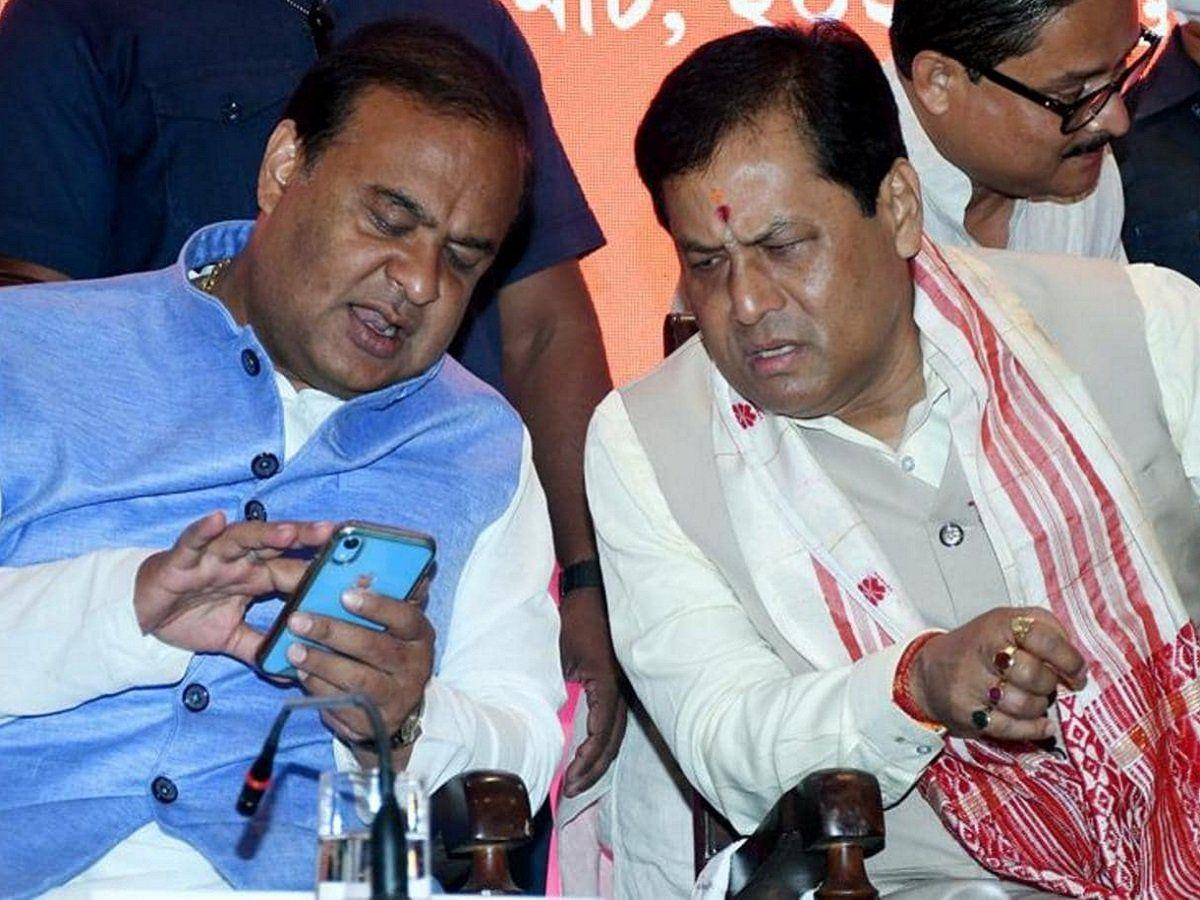 Assam Assembly Election Results 2021 । असम विधानसभा चुनाव में भाजपा ने रचा  इतिहास, सर्बानंद सोनोवाल और हिमंत बिस्वा सरमा को मिली बड़ी जीत Assam  Assembly Election Results ...