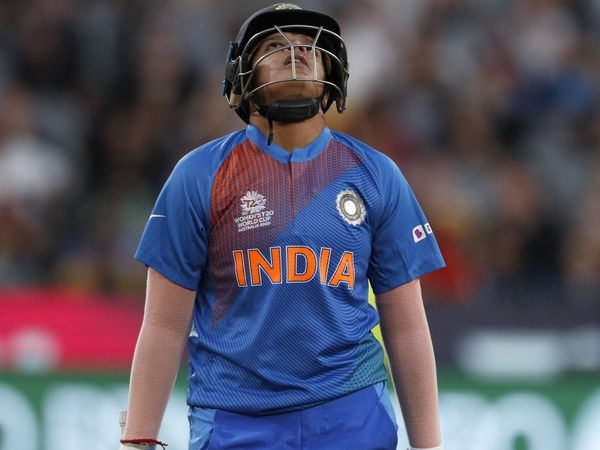 Shafali Verma in ICC Womens T20 World Cup 2020 final