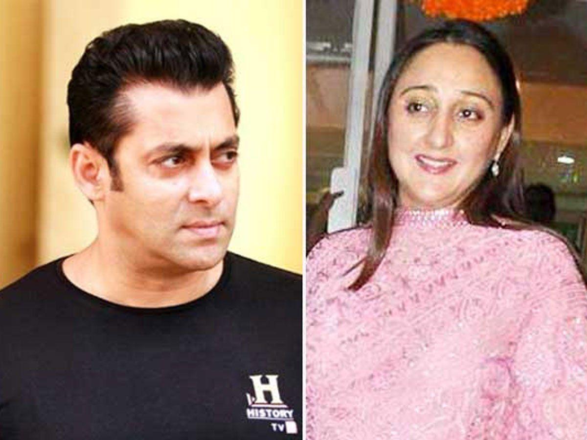 Salman Khan Birthday first girlfriend Salman Khan Birthday कियारा आडवाणी की मौसी थी सलमान खान की पहली गर्लफ्रेंड,19 साल की उम्र में हुआ था पहला प्यार Know everything about actor ...