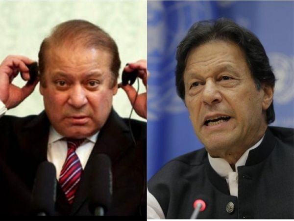 नवाज शरीफ, इमरान खान की 'जूम मीटिंग'! पाकिस्तान में बवाल के बीच इंटरनेट पर छाया ये वीडियो