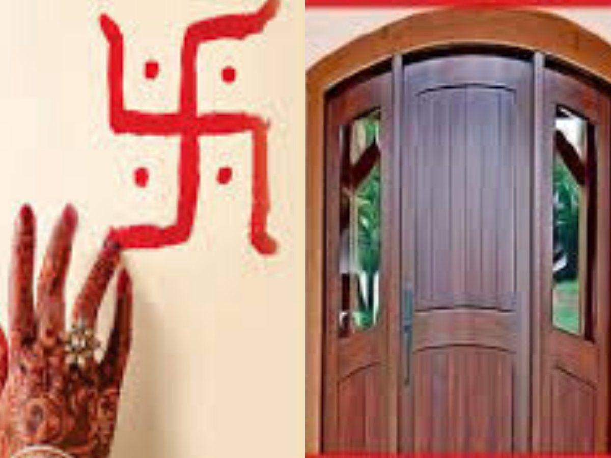 Vaastu shastra: घर में हो वास्तु दोष, घोड़े की नाल और स्वास्तिक का करें  प्रयोग Vastu Shastra Remedies Measures to make the home free of vastu  default