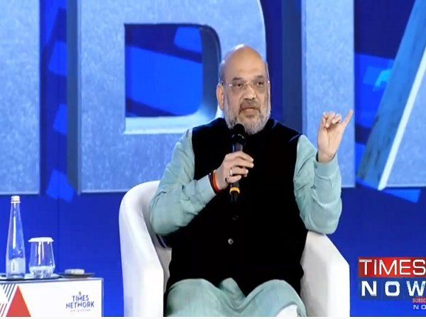 Home Minister Amit Shah's at Times Now Summit 2020