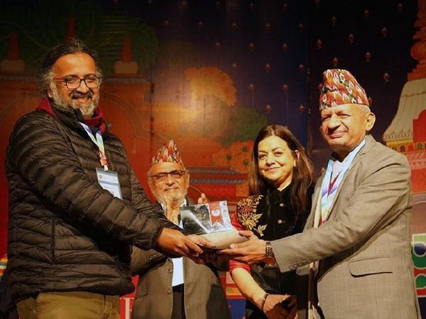 Amitabha Bagachi wins DSC prize for South Asian literature 2019 for his novel Half the night is gone