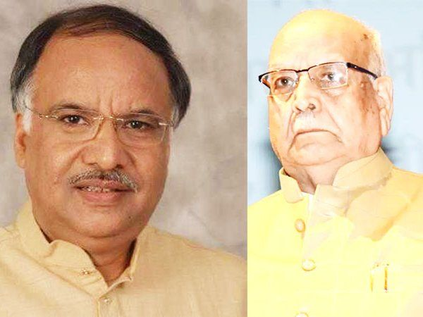 know about Madhya Pradesh Governor Lalji Tandon Family He left two son,grandson and wife behind