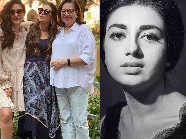 Kareena Kapoor Khan Karisma kapoor mother babita kapoor biography films life facts