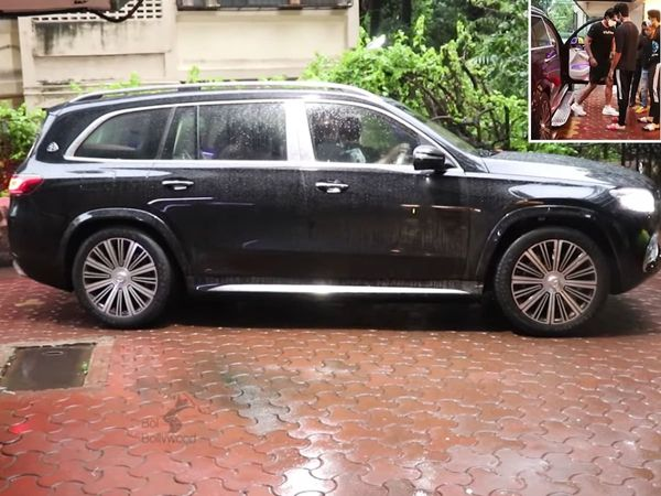Sonu Sood Buy Mercedes-Maybach GLS600 For his son Ishant Which Cost 3 crore