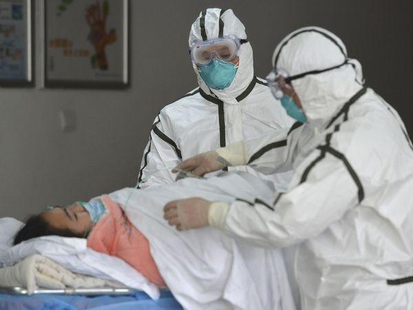 कोविड मरीजों की आंत में छेद कर रहा 'व्हाइट फंगस'?