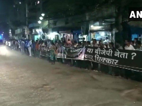 West Bengal: पश्चिम बंगाल के राज्यपाल जगदीप धनखड़ के खिलाफ लगे 'शेम शेम' के नारे