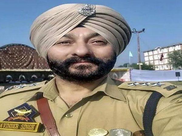 DSP Davinder :डीएसपी देविंदर सिंह को नहीं मिला 'वीरता पुरुस्कार', जम्मू-कश्मीर पुलिस ने किया साफ