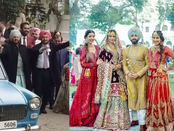 Gurdas maan's Son Wedding