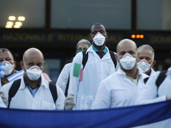 Coronavirus cases in Italy why this virus hit this country hit so Hard
