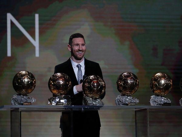 lionel messi ballon d or award