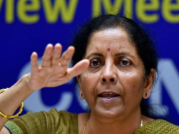 nirmala sitharaman announcement today on relief packages to fight coronavirus in India