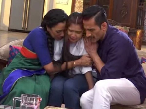 Anupamaa Huge Twist Pakhi breakdown  Anupamaa after Biggest fight in shah house And rhis unit Vanraj Anupama