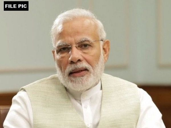 PM Modi starts observing navratri fast will interact with citizens of Varanasi