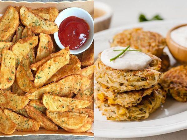 Potato Snacks Recipes