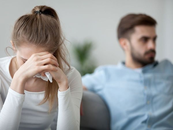 Healthy Fight with your Partner (Photo: Shutterstock)
