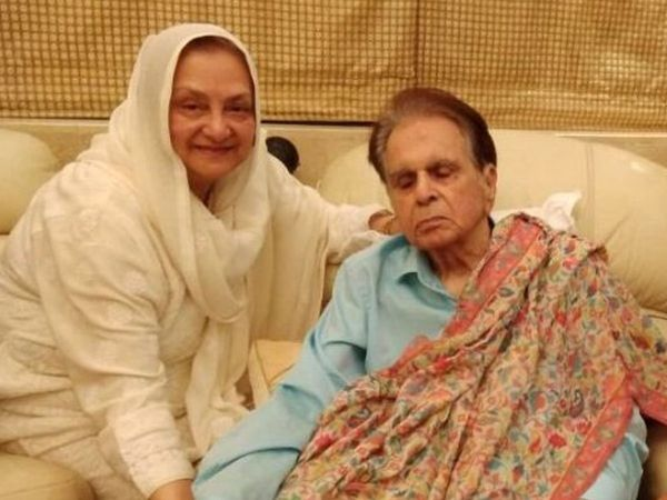 Saira Banu shares health update After Dilip Kumar hospitalized