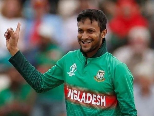 Shakib Al Hasan became the first cricketer in international cricket to take 600 wickets and score 12,000 runs, which legends like Kapil Dev, Imran Khan or Jacques Kallis could not do, Shakib Al Hasan did the unique feat of Shakib Al Hasan.