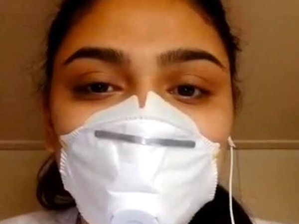 Sonali Thakkar boarded on Diamond Princess Cruise makes an emotional appeal to Indian Government coronavirus news