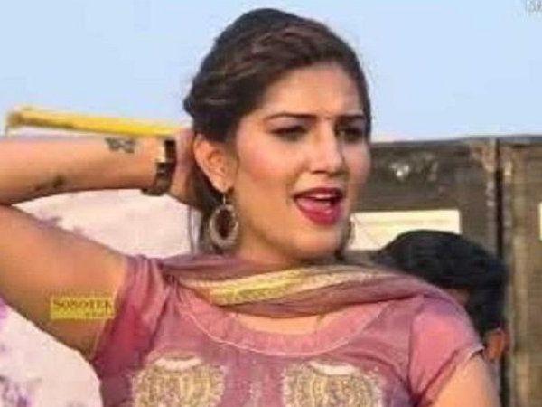 Sapna choudhary ande ki bhurji