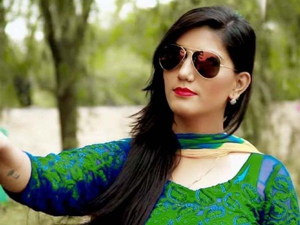 Sapna choudhary solid body gana