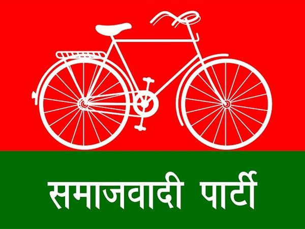 samajwadi party flag