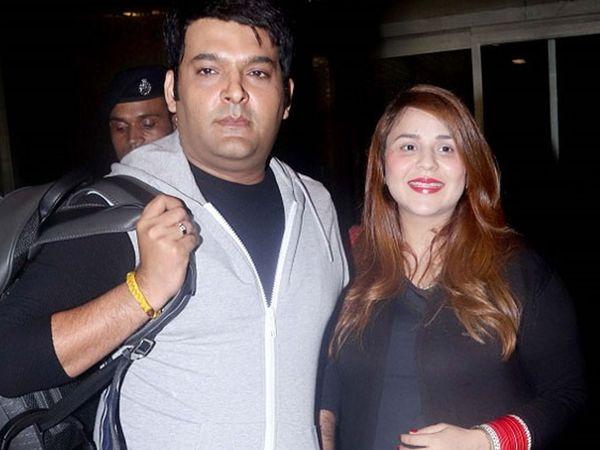 Kapil Sharma Wife Ginni chatrath delivery Soon he Go on break Again From the kapil sharma show