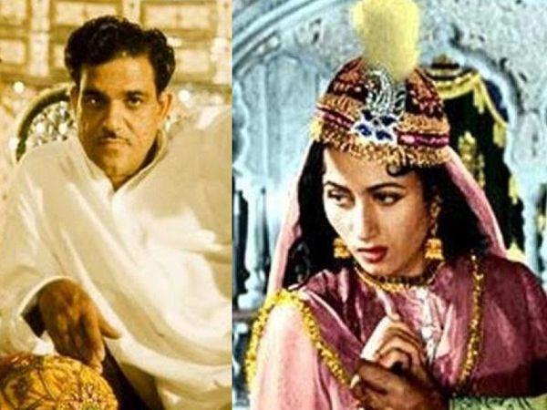 Mughal-e-azam Director K Asif