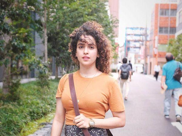 Sanya Malhotra Film