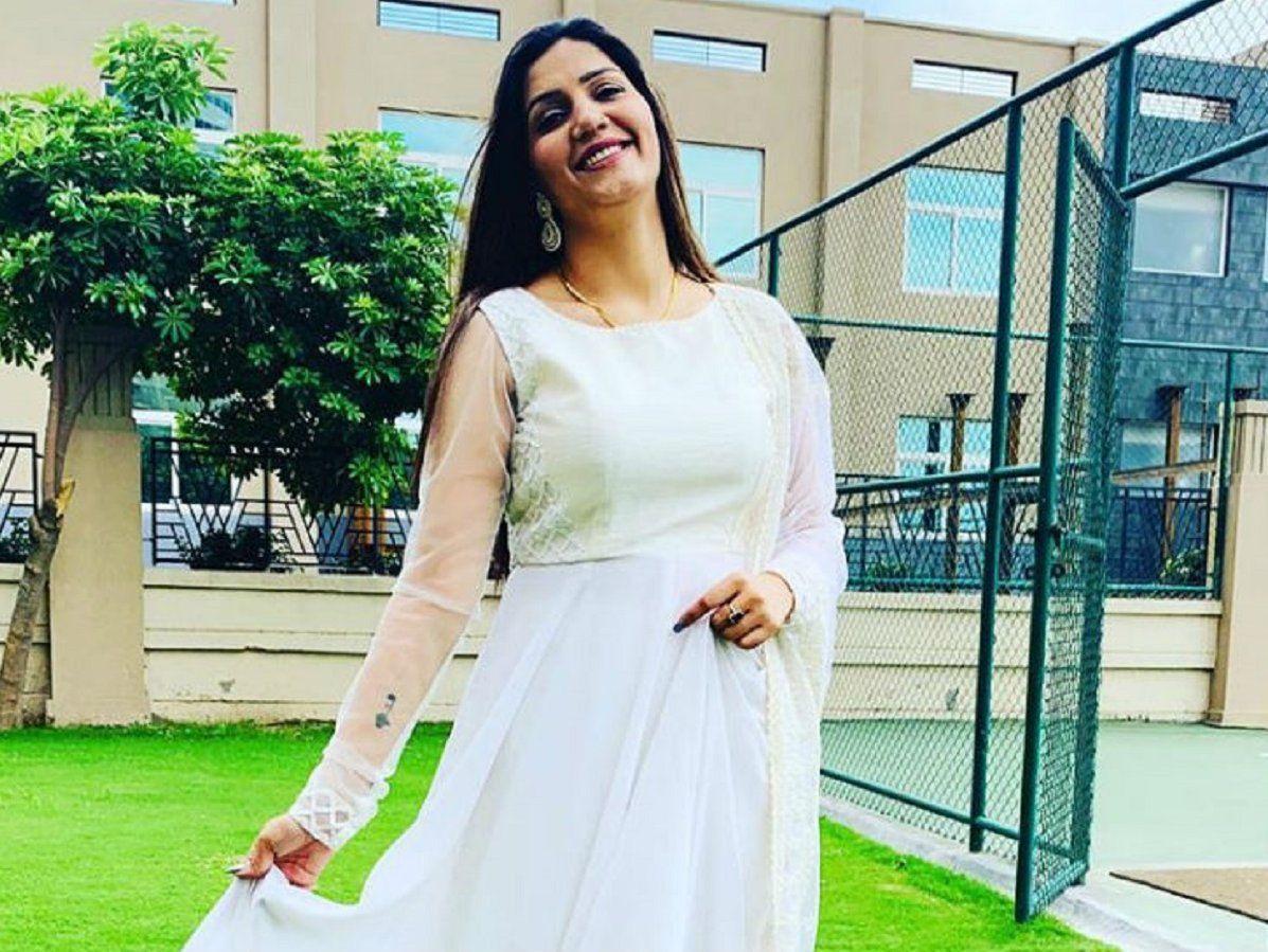 Sapna Choudhary Dance Video Teri Aakhya Ka Yo Kajal Viral -7304