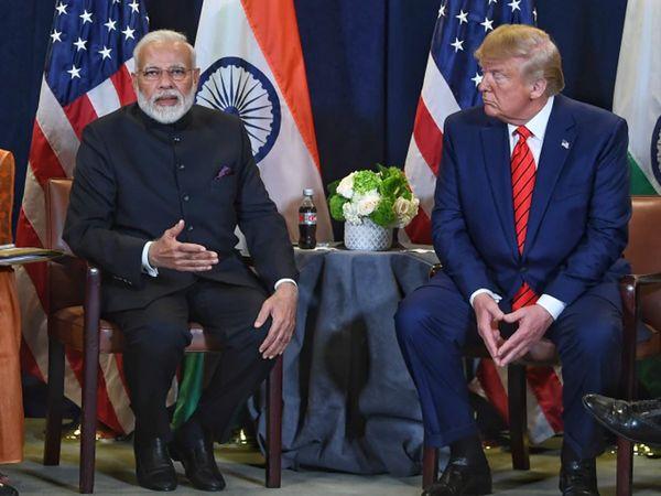 PM Narendra Modi, Donald Trump