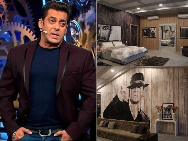Salman Khan Secret House