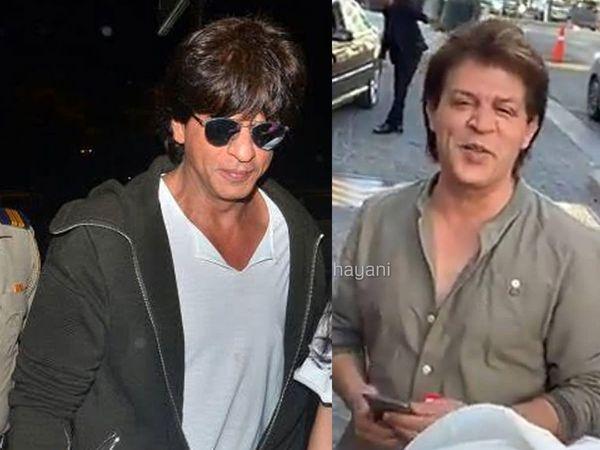 Shah Rukh Khan look alike