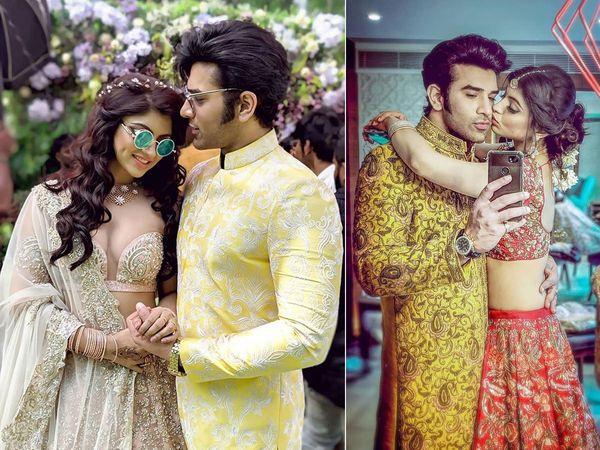 Paras Chabra And Akansha Singh