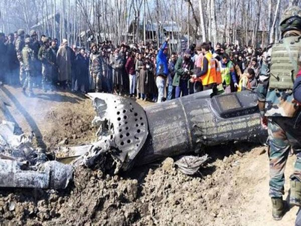 Mi-17 chopper crash
