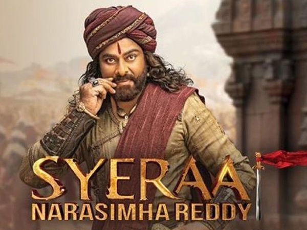 Sye Raa Narasimha Reddy Movie Review