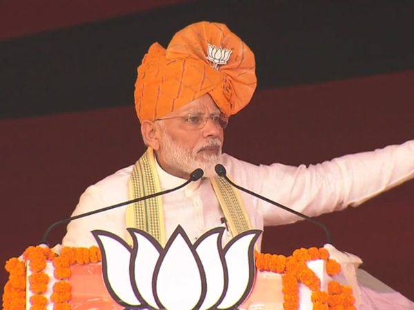 Maharashtra-Haryana polls : Opposition is helpless before PM Narendra Modi's article 370 jibe