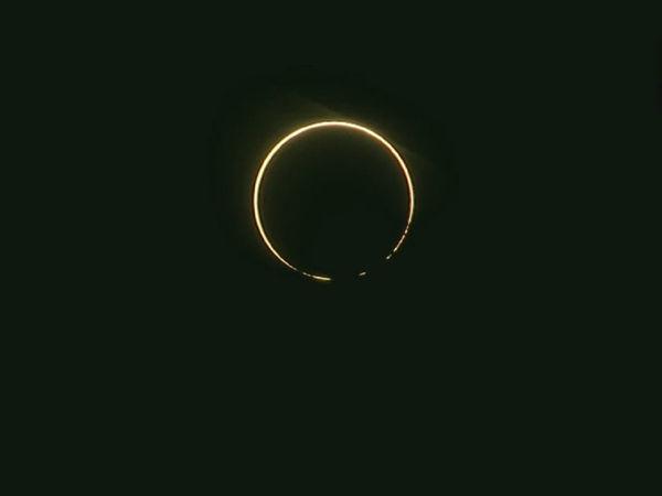 Solar Eclipse 2020