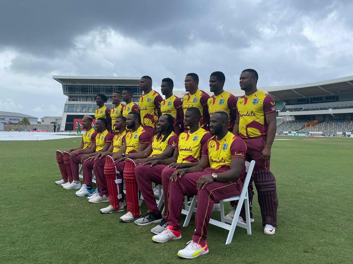 West Indies T20 squad